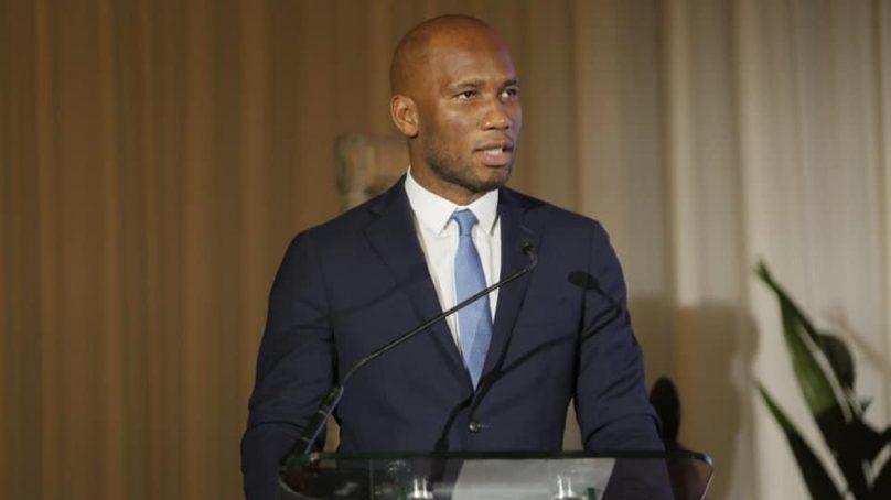 Football: DIDIER DROGBA démissionne de l'AFI