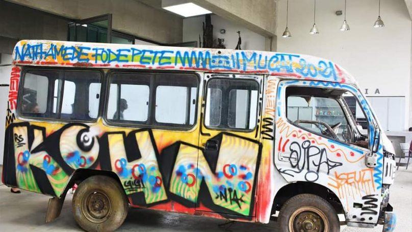 Abidjan Street Act   Street Artists et NouchiA(rt), engagés au Musée des Cultures Contemporaines Adama Toungara (MUCAT)