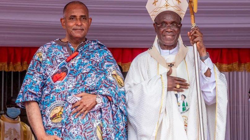 Le Cardinal Jean-Pierre Kutwa salue la réconciliation au sommet de l'Etat