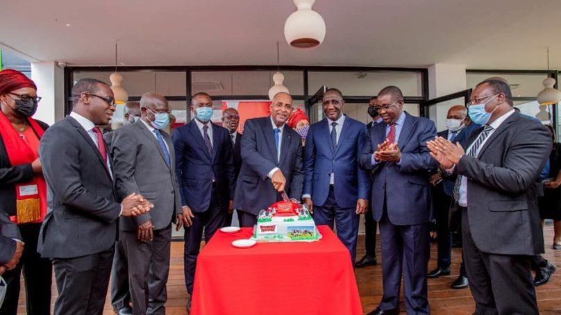Industrie laitière : le Premier Ministre Patrick Achi émet le vœu de la création d'une filière laitière intégrée en cote d'ivoire.