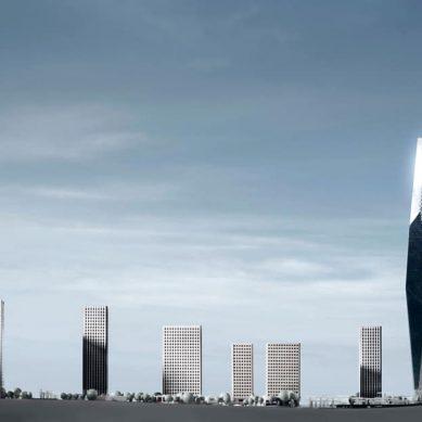 La Tour F en chiffre: 300 mètres de haut pour 64 étages